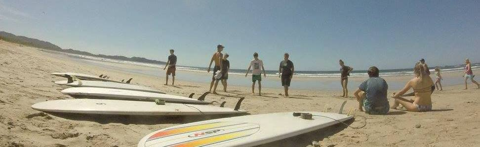 Nosara Surf School